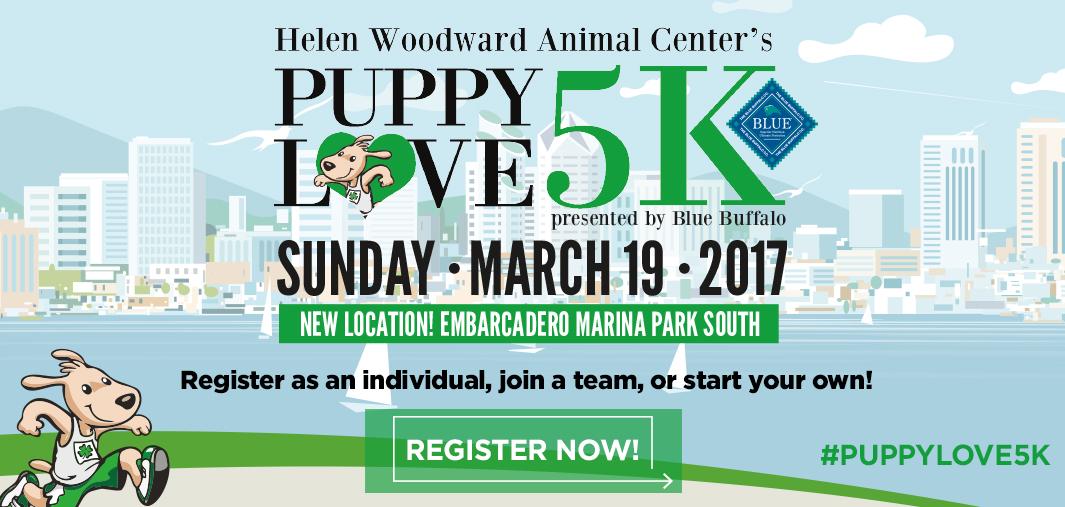 Puppy Love 5K 2017