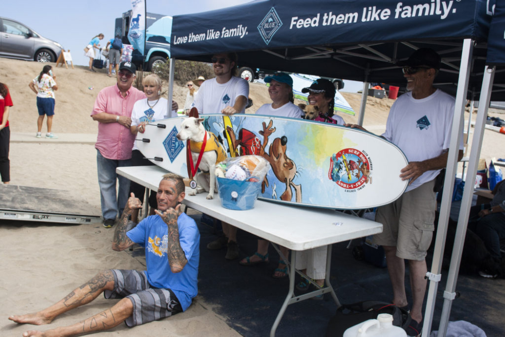 Helen Woodward Animal Center - Surf Dog Surf-A-Thon 2018